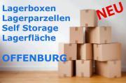 Self Storage - Lagerbox -