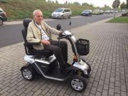 Seniorenfahrzeug