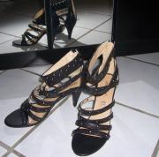 Sexy Sandalen Schuhe Highheels Pumps