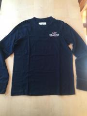 Shirt Langarm Hollister Gr L