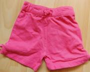 Shorts pink Gr 74 12M