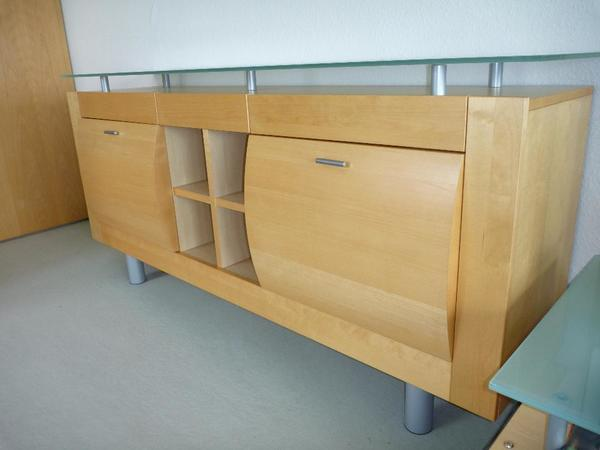 Sideboard Ahorn Sonstige Wohnzimmereinrichtung