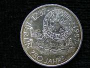 Silber-Gedenkmünze Bundesrepublik Deutschland 10 DM