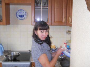 Singen und Spaghetti kochen