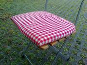 Sitzkissen und Gardinen für Küche