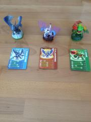 Skylanders Giants Figuren