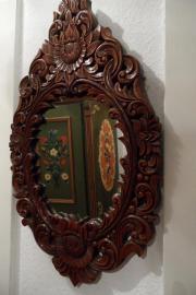 Spiegel in verschiedenen