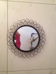 Spiegel rund 22 innen 33