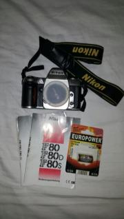 Spiegelreflexkamera Nikon F80