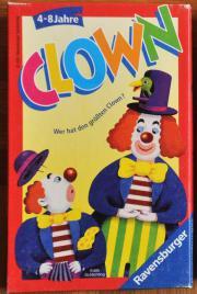 Spiel Clown
