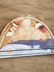 spielbogen/krabbeldecke sterntaler hanno der hund gebraucht kaufen  Stutensee Blankenloch