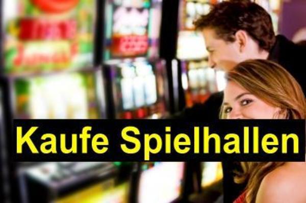 Spielhalle Wettbüro Casino Spielothek Ankauf