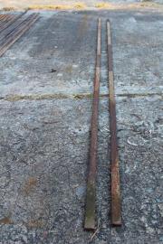 Stahlträger Eisen 330 cm lang