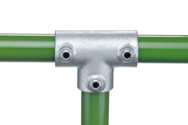 Steck- und Schraubverbinungen für Paddock