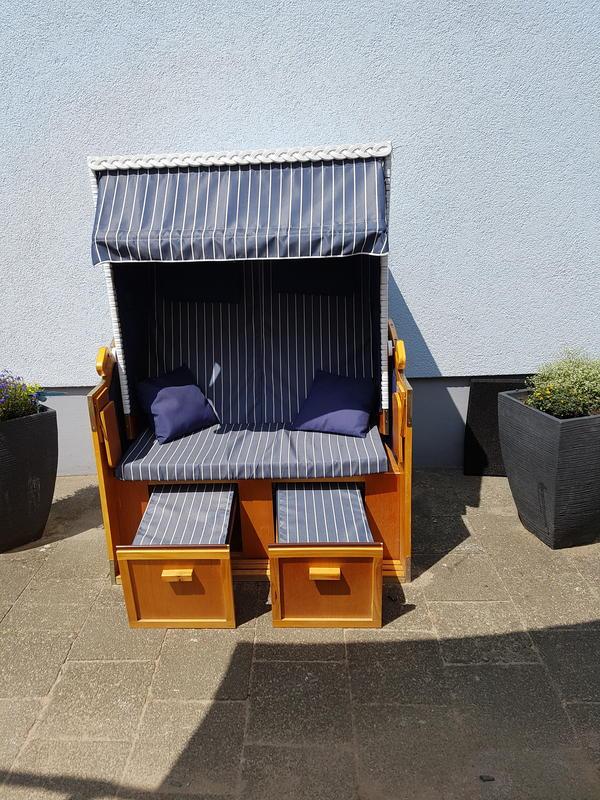 strandkorb schutzha lle gebraucht kaufen nur 4 st bis 75 g nstiger. Black Bedroom Furniture Sets. Home Design Ideas