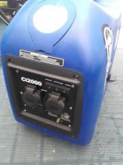 Stromerzeuger / Generator Carbest