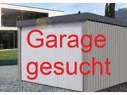 Suche Garage, Scheune