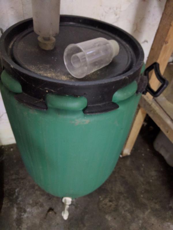 Süssmostfass Kunststoffbehälter für Most Essig