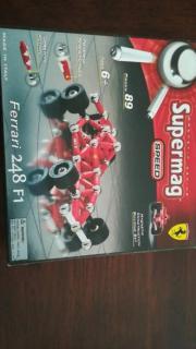 Supermag Ferrari Magnetspielzeug