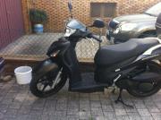 Suzuki sixteen Roller 125 ccm