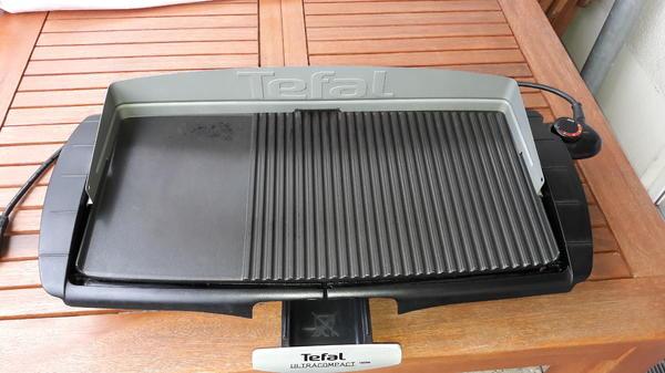 tefal grill gebraucht kaufen 4 st bis 65 g nstiger. Black Bedroom Furniture Sets. Home Design Ideas
