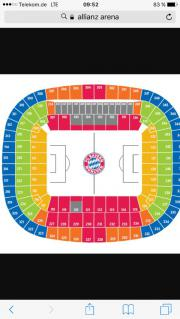 Tickets FC Bayern -