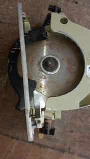 Tischkreissägeaufsatz für Handbohrmaschine
