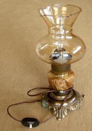Tischlampe Antik Stil gebraucht kaufen  Waldaschaff
