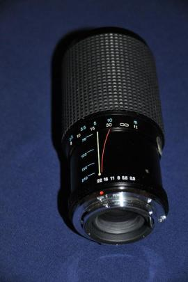 Bild 4 - Tokina 70-210mm Teleobjektiv fuer Pentax - Gräfelfing