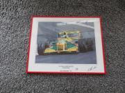 tolles Bild von Michael Schumacher
