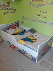 Tolles Kinderbett für