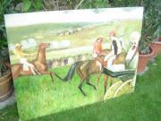 tolles Pferdemotiv von
