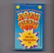 Tonband-Kassette MC 15 Hits der