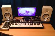 Tonstudio Mixing und
