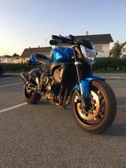 Topgepflegte Yamaha FZ1