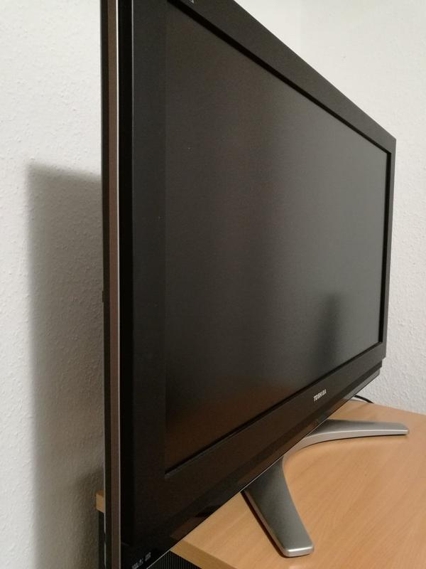 toshiba lcd regza 37c3030d fernseher 37 zoll 94 cm tv. Black Bedroom Furniture Sets. Home Design Ideas