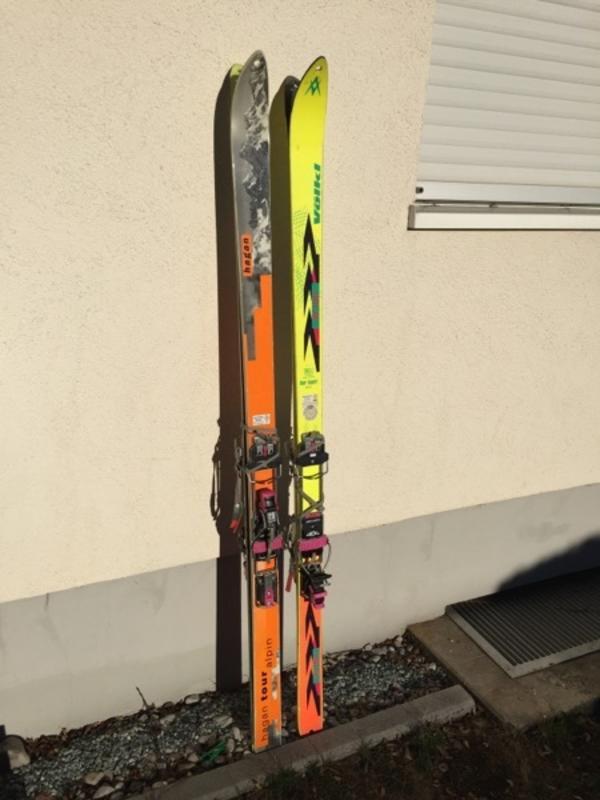Tourenski Ski Paare Hagan Tour