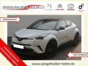 Toyota C-HR Hybrid Style Selection