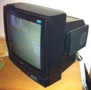 Tragbarer Philips Fernseher