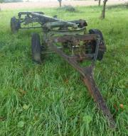 Traktor Anhängergestell