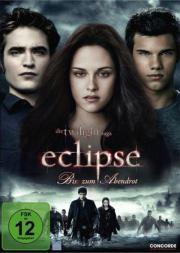 Twilight Saga DVD