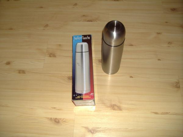 Unbenutzte Thermo Isolierflasche » Haushaltsgeräte, Hausrat, alles Sonstige