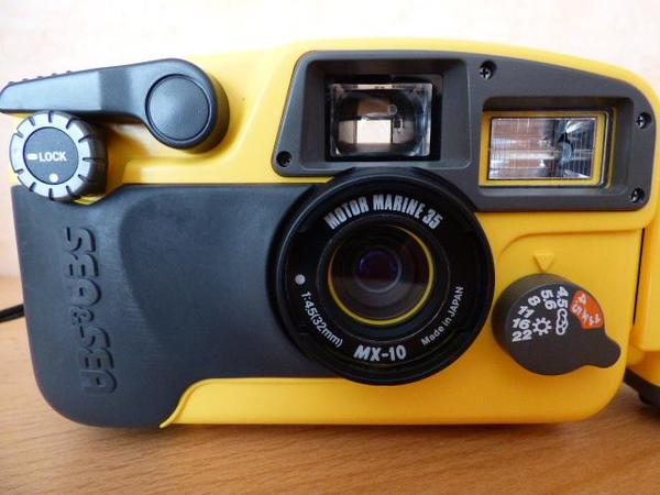 Unterwasserkamera Motormarine 35 MX-10
