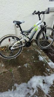 Verkaufe 24er Fahrrad