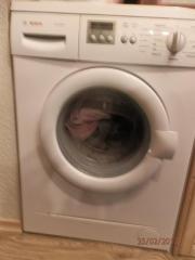 Verkaufe Bosch Waschmaschine
