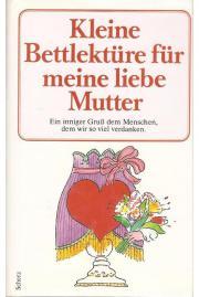 Verkaufe Buch Kleine Bettlektüre für