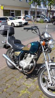 Verkaufe Chopper Daelim