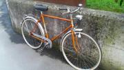 verkaufe fahrrad retro