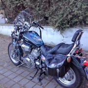 Verkaufe Motorrad Yamaha