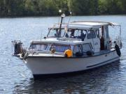 Verkaufe Wanderkajütboot Seestern